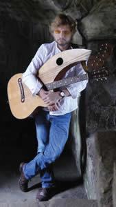 Martin with Guitar